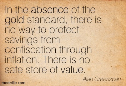 Greenspan quote